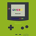 Gameboy Color (Green) by Gow19