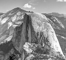 Half Dome. Yosemite by Wendy Williams