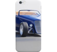 1933 Ford 'LoBoy' Roadster iPhone Case/Skin