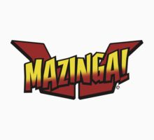 Mazinga! One Piece - Long Sleeve