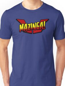 Mazinga! Unisex T-Shirt