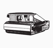 old school camera funny tee  One Piece - Long Sleeve