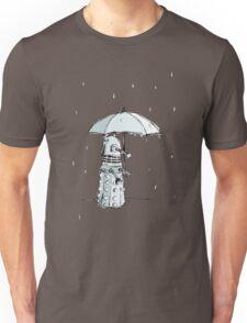 Dalek in the Rain Unisex T-Shirt