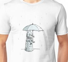 Dalek in the Rain Unisex T-Shirt