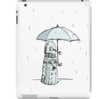 Dalek in the Rain iPad Case/Skin