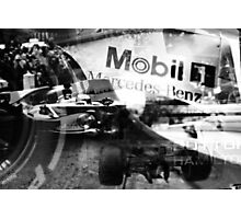 Formula One Manchester Photographic Print