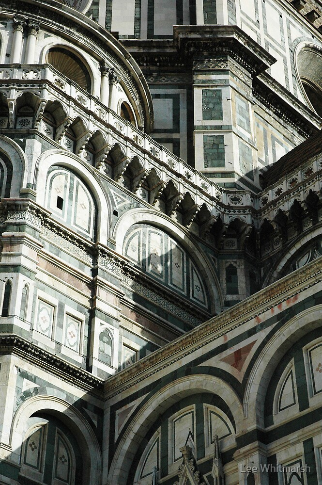 Italy – Florence by whitmarshphoto