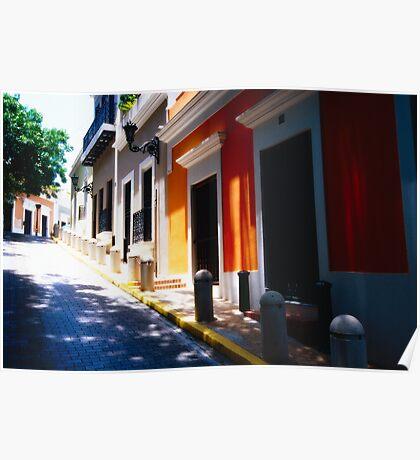 Calle De Sol Poster