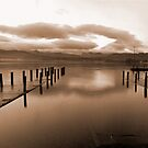 Low Wood Jetties by mikebov