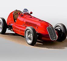 1939 Maserati 8CTF Racer by DaveKoontz