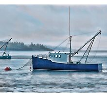 Downeast Draggers by Richard Bean