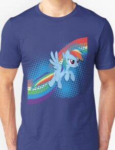 Rainbow DASH! Unisex T-Shirt