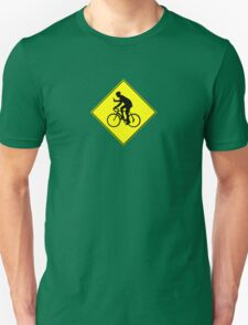 Beer Bike Crossing T-Shirt