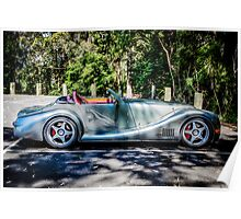Morgan Aero 8 Sports - Sealy Lookout, Coffs Harbour Poster