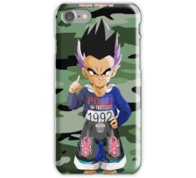 Human Aliens x DBZ iPhone Case/Skin