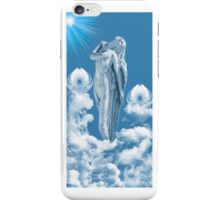 ๑۩۞۩๑ ANGEL STEPS WALKING IN CLOUDS IPHONE CASE ๑۩۞۩๑ iPhone Case/Skin