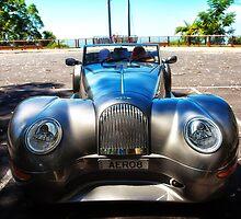 Morgan Areo 8 Sports Car by Normf
