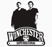 Supernatural- Winchester by DANNYD86