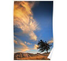 Beneath a wondrous sky Poster