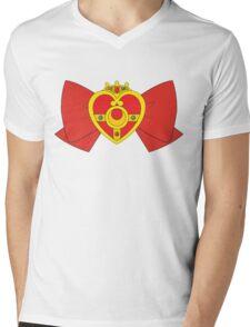 Super Sailor Moon Mens V-Neck T-Shirt