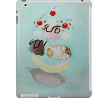 Hamster Sundae! iPad Case/Skin