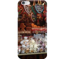 Gingerbread Stall iPhone Case/Skin