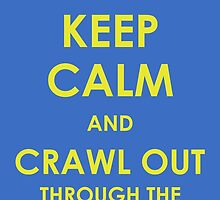 Crawl Out Through The Fallout by ZetaOfS