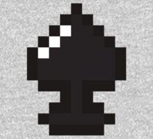 Pixel Spade by waytootoxic