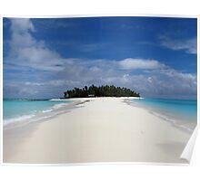 Secret Paradise Poster