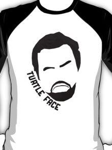 Turtle Face - Nick Miller NEW GIRL T-Shirt