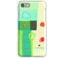Sunrise after a cold spring night iPhone Case/Skin