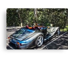 Morgan Aero 8 Sports - Sealy Lookout, Coffs Harbour Canvas Print
