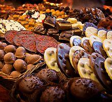 Chocolat by Yelena Rozov