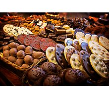 Chocolat Photographic Print
