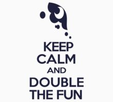 Princess Luna - Keep Calm and Double The Fun by Astaen