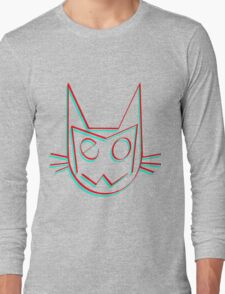 Original Meow Tribe Long Sleeve T-Shirt