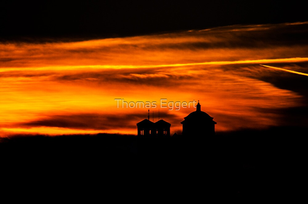 Fire in the Sky by Thomas Eggert