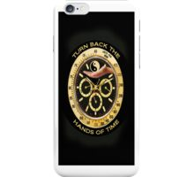 ✌☮  IF I COULD TURN BACK THE HANDS OF TIME IPHONE CASE✌☮  iPhone Case/Skin