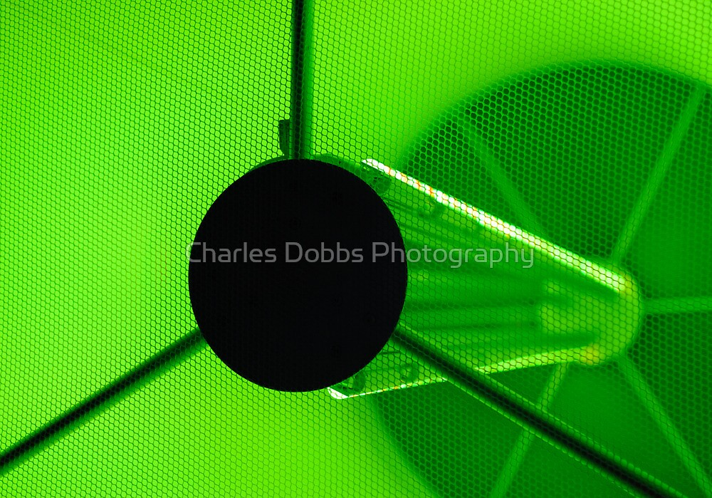 ELECTROMAGNETIC RADIATION by Charles Dobbs Photography
