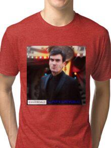 Cain Dingle-Emmerdale Tri-blend T-Shirt