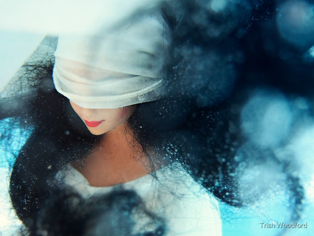 Ethereal III by Trish Woodford