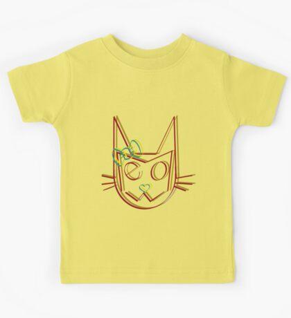 Mrs. Meow Trip Kids Tee