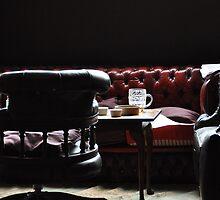 Club Lounge by Karen E Camilleri