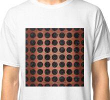 CIR1 BK MARBLE COPPER (R) Classic T-Shirt