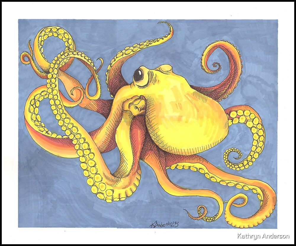 Tentacle by Kat Anderson