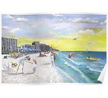 Panama City Beach Poster