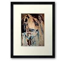 Christina Ink 2 Framed Print