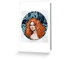 - Merida - Greeting Card