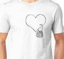 Combo Lock Unisex T-Shirt
