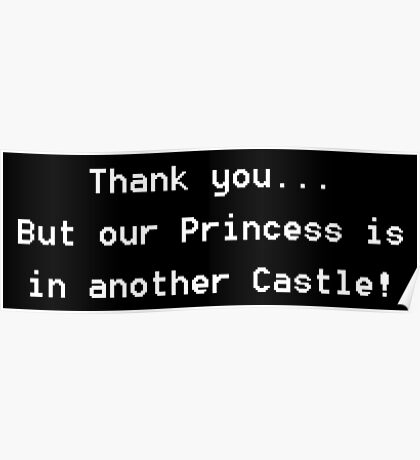 In Another Castle Poster